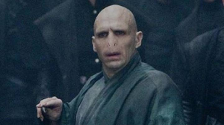 Voldemort's Robes Faded Every Time A Horcrux Was Destroyed In 'Harry Potter'
