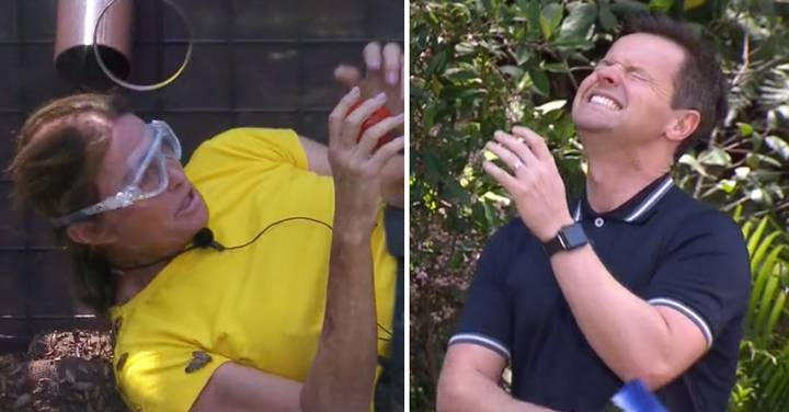 'I'm A Celebrity': Kate Garraway Panics As She Does First Bushtucker Trial With Caitlyn Jenner