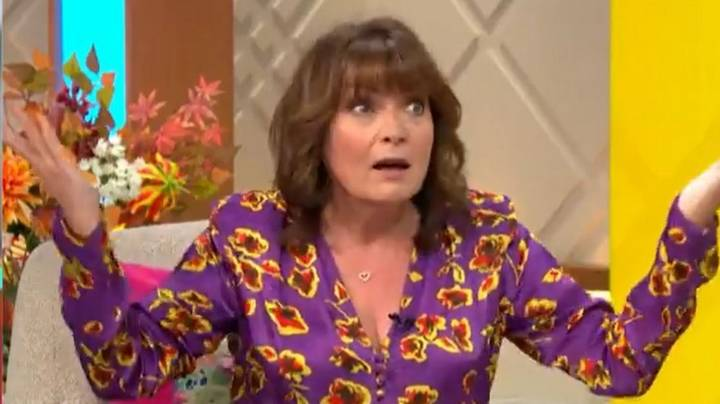 Lorraine Kelly Urges Government To Cancel Christmas In Epic Rant