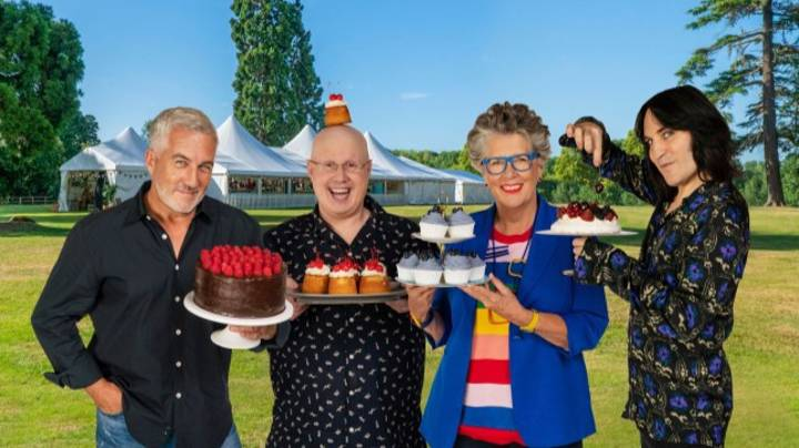 Channel 4 Tease First Look At Matt Lucas On 'Great British Bake Off'