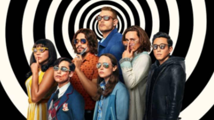 First Look At The Umbrella Academy Season 3's Sparrow Academy As Justin H. Min Shares Clip