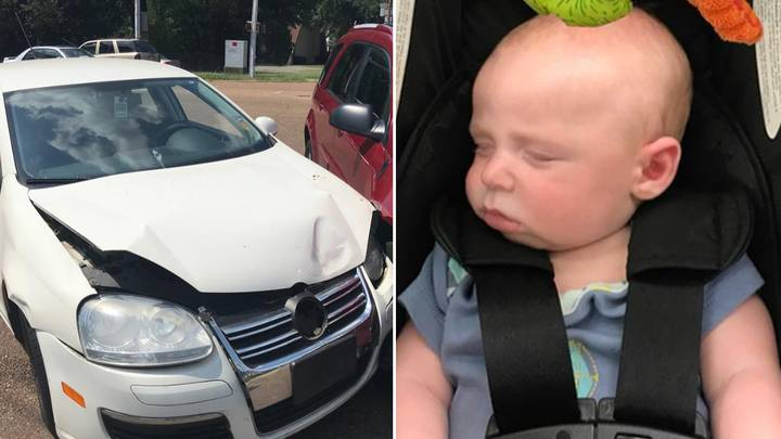 This Mums Text Message Saved Her Baby's Life In A Car Crash