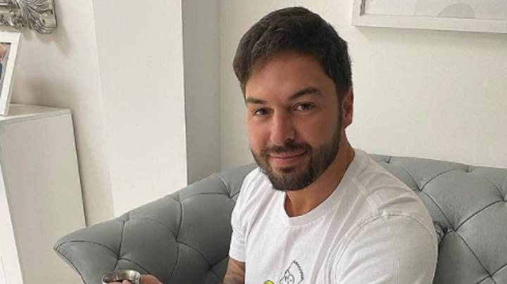 TOWIE's Mario Falcone Responds To Trolls After Euros Abuse