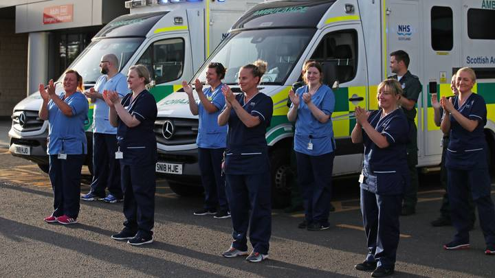 People Are Calling For NHS Workers To Get A 'Proper' Pay Rise