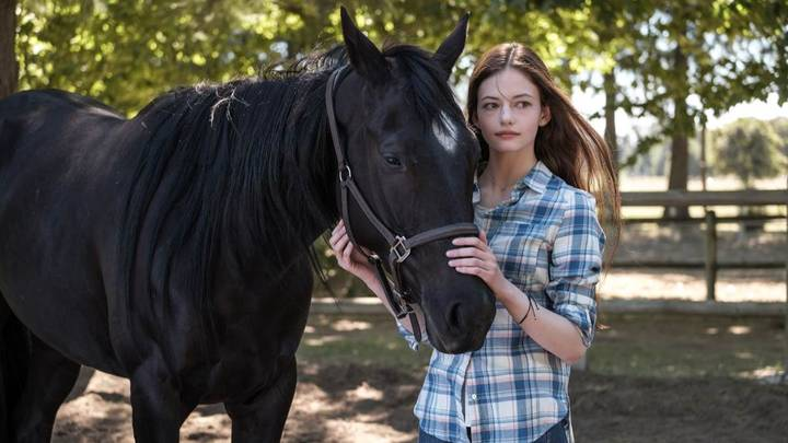Disney+ Announces New 'Black Beauty' Movie Starring Kate Winslet
