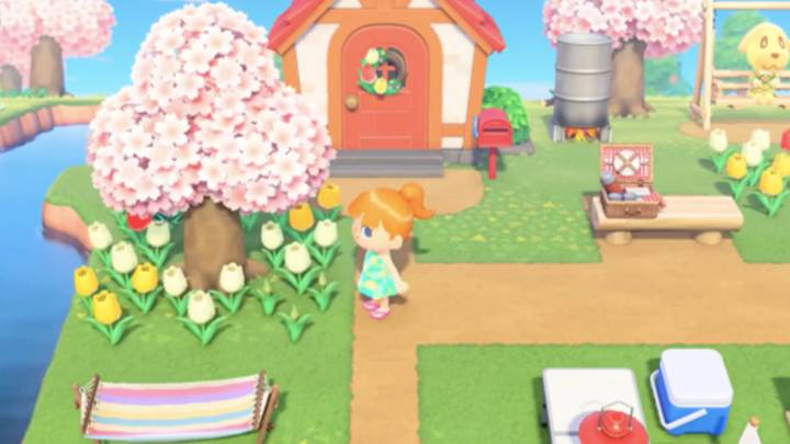 People Are Getting Paid To Work As Interior Designers On Animal Crossing