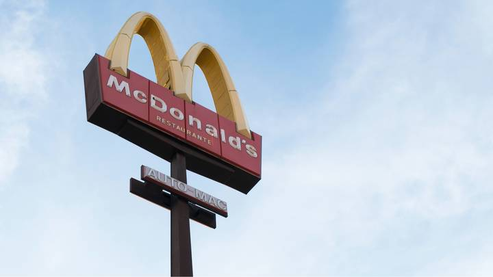 McDonald's Unveils Plans To Reopen For Walk-Ins And Takeaway