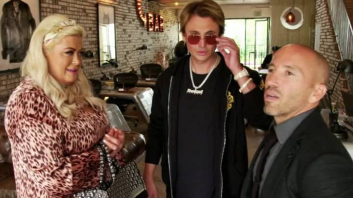 'Selling Sunset' Star Jason Showed Gemma Collins Houses On Her Reality Show