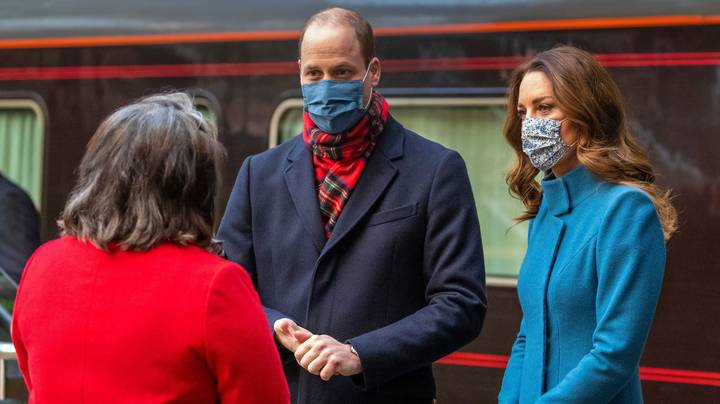 Kate And William Branded 'Irresponsible' After Ignoring Government Advice To Travel To Scotland