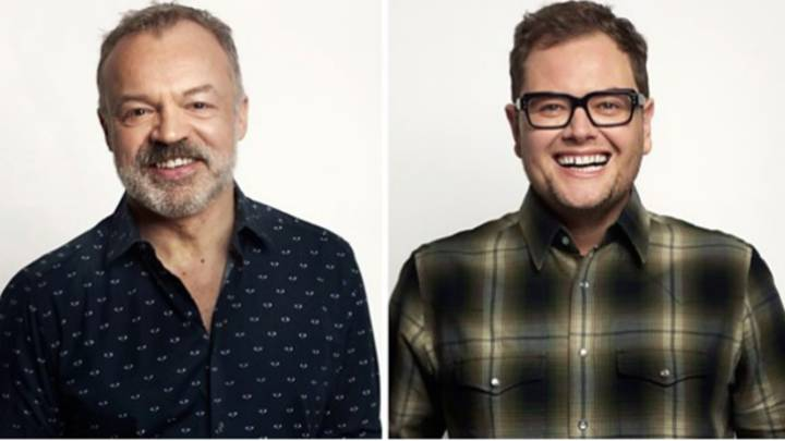 Alan Carr And Graham Norton Confirmed As Regular Judges On Drag Race UK