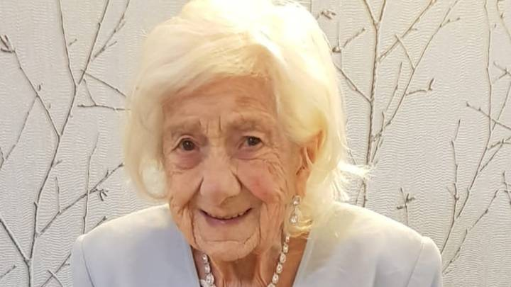 Woman Celebrating 106th Birthday Says Secret To Long Life Is Full-Fat Milk And Whisky