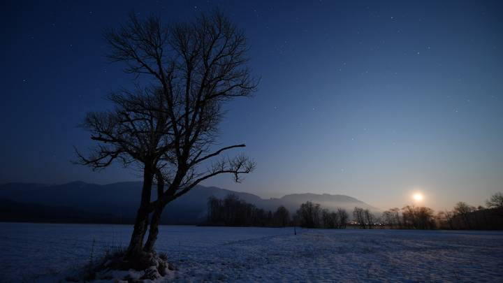 A Cold Moon Is Coming On 29th December