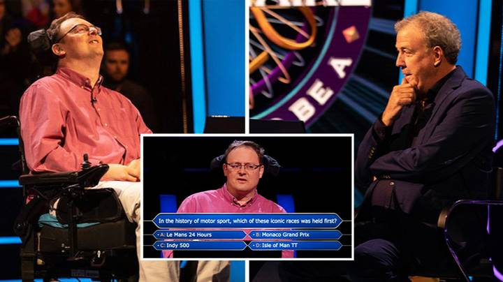 'Millionaire' Contestant Misses Out On £1M Jackpot Despite Guessing The Right Answer
