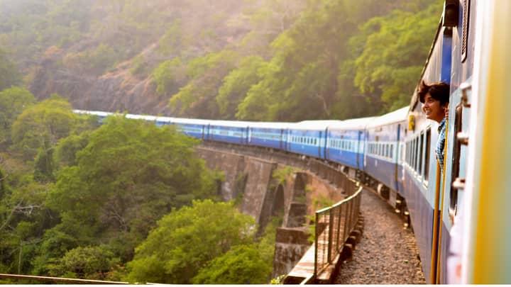 You Can Take Virtual Train Rides Around The World