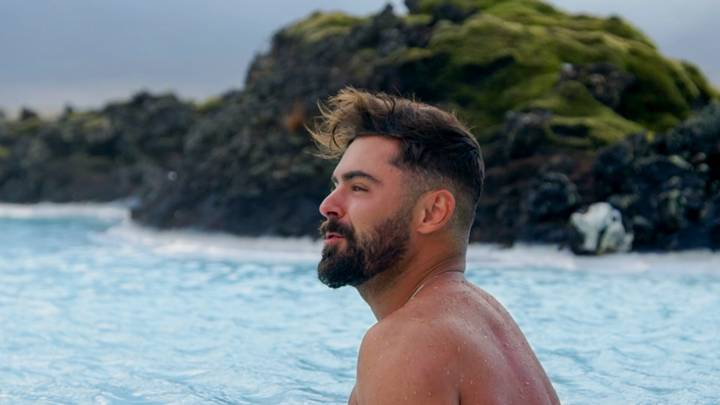 People Are Losing It Over Zac Efron's New Look On His Netflix Travel Show