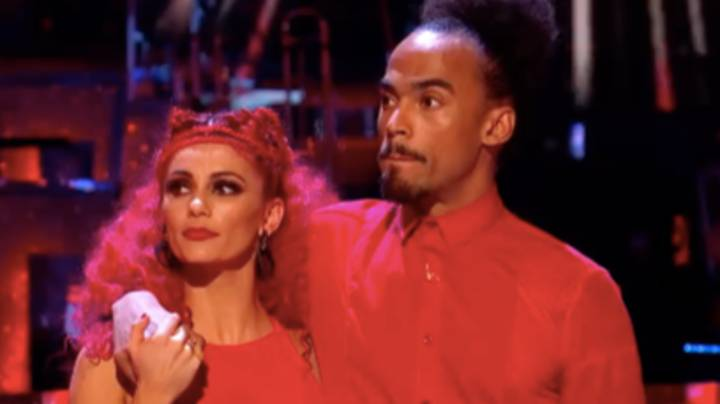 Furious 'Strictly' Viewers Claim They Couldn't Vote For Dev Griffin And Dianne Buswell