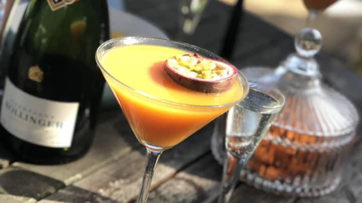 You Can Now Get A 5 Litre Keg Of Pornstar Martini Delivered