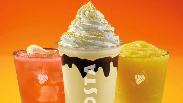 Costa Has Just Launched A New Honeycomb Menu