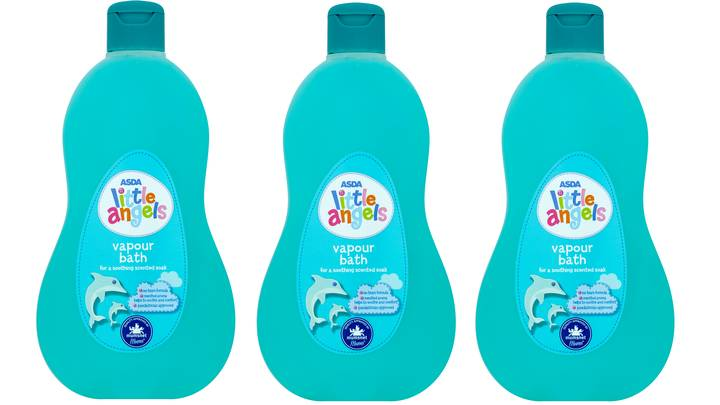 Mums Are Raving About This 87p Bubble Bath Which Sends Their Little Ones To Sleep
