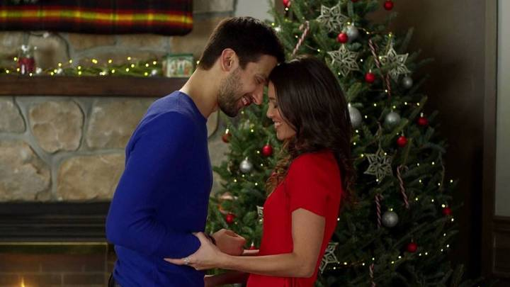 This 'Cheesy' Christmas Rom-Com Is So Bad It's Good