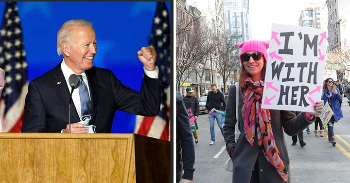 US Presidential Election: Here's What Joe Biden Says On Every Women's Issue