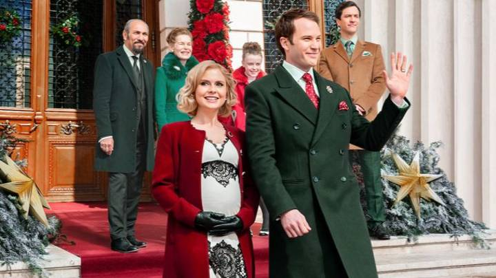 The Official Trailer For Netflix's 'A Christmas Prince: The Royal Baby' Has Arrived
