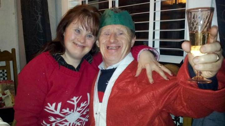 Carer Asks Strangers To Post Christmas Cards To Down's Syndrome Couple To Cheer Them Up