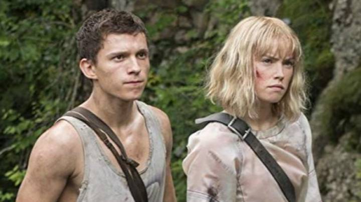 Tom Holland and Daisy Ridley's New Film Chaos Walking Gets First Look Poster