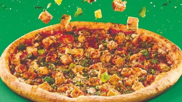 Pizza Express Launch New Quorn Vegan Pizza