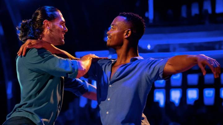 'Strictly Come Dancing' Praised For First Ever Individual Same Sex Dance