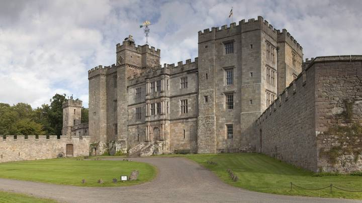 You Can Now Stay In Britain's Most Haunted Castle