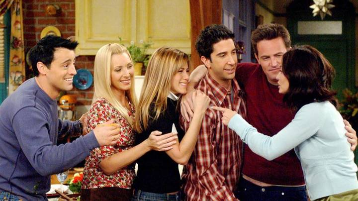 This Is The Top Rated Friends Episode According To Fans