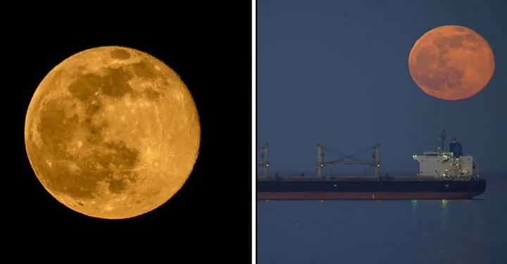 Stunning Full Super Worm Moon Will Appear In The Sky On Sunday