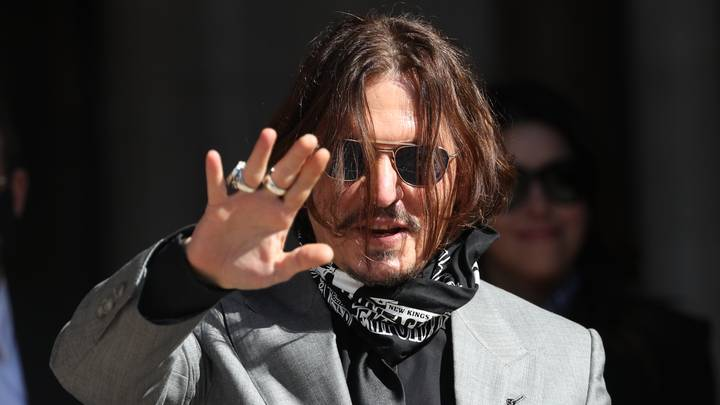 BREAKING Johnny Depp Loses Libel Case As Court Rules 'Wife Beater' Claims Were 'Substantially True'