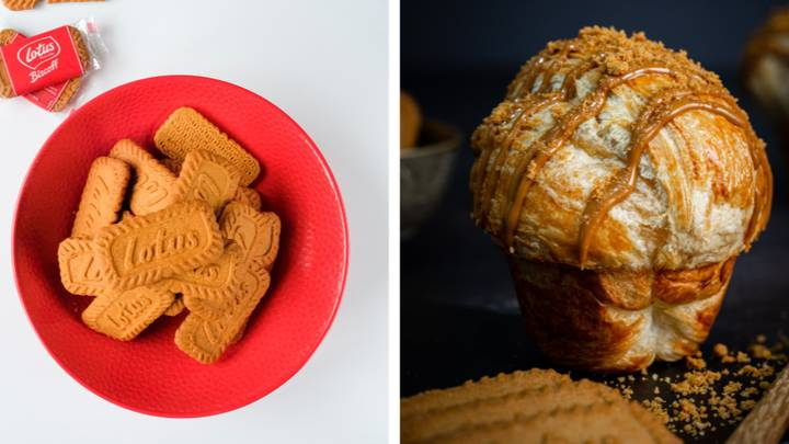 Biscoff Has Released A Donut-Muffin Hybrid And It Looks Delicious