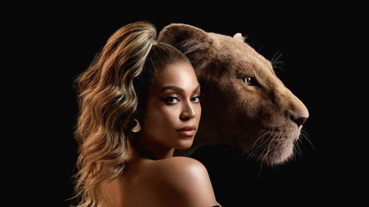 Beyoncé Is Bringing Us A Behind-The-Scenes 'The Lion King' Documentary