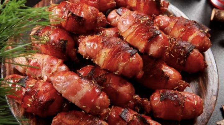 Asda Launches Entire Pigs-In-Blankets Range For Christmas