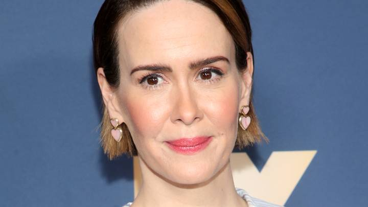Sarah Paulson Shares First Look At New Season Of American Crime Story: Impeachment