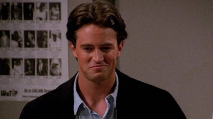Chandler Bing Has Officially Been Voted The Best Friends Character