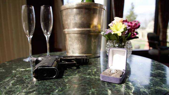 This Series All About Wedding Murders Is Seriously Addictive Viewing