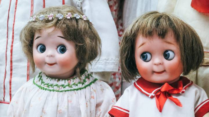Creepy-Faced Doll Abigail Goes Viral After Woman Shares Photo On Twitter