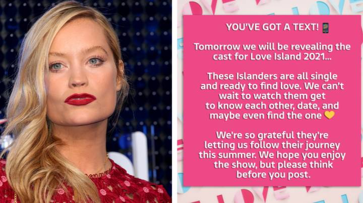 Love Island Bosses Urge Fans To Be Kind As Line-Up Soon To Be Announced