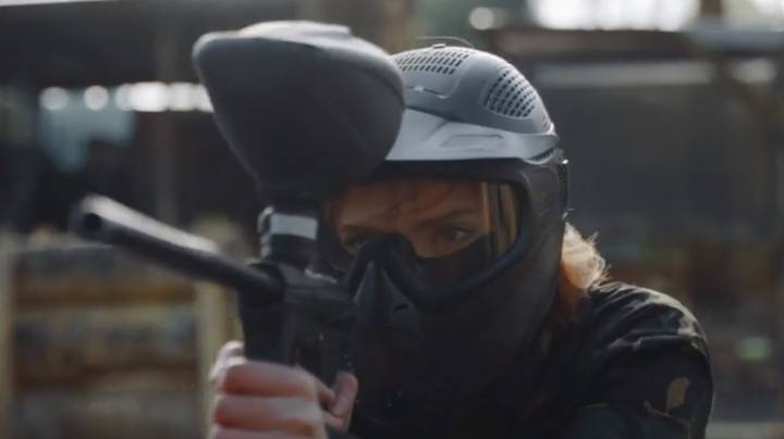 You Can Go Paintballing And Use Your Ex's Face As A Target