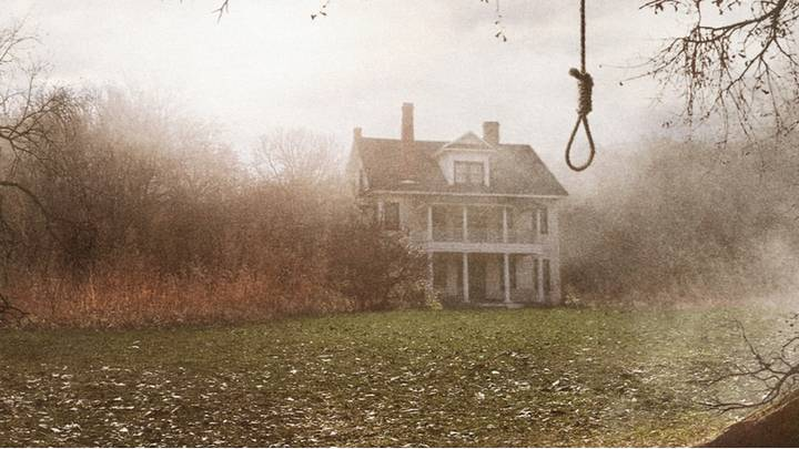 The Real Life 'Conjuring' House Is Going On Live Stream