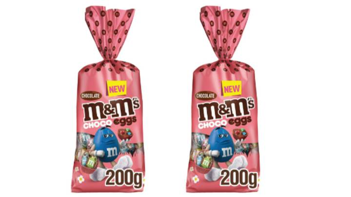 M&M Launches Choco Eggs In Time For Easter