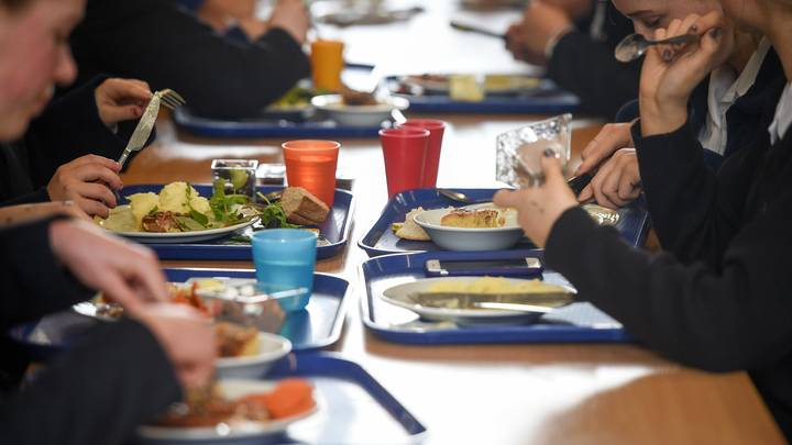 Free School Meals Could Be Available To All Under New Plans