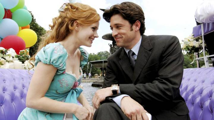 Amy Adams To Star In New Enchanted Sequel