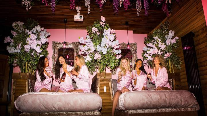A Sleepover Boudoir Has Opened In The UK And It Looks Amazing