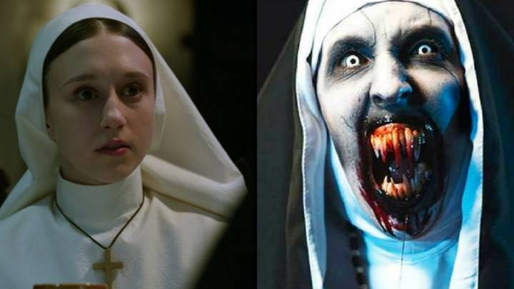 YouTube's Trailer For The Nun Critcised For Being Too Scary