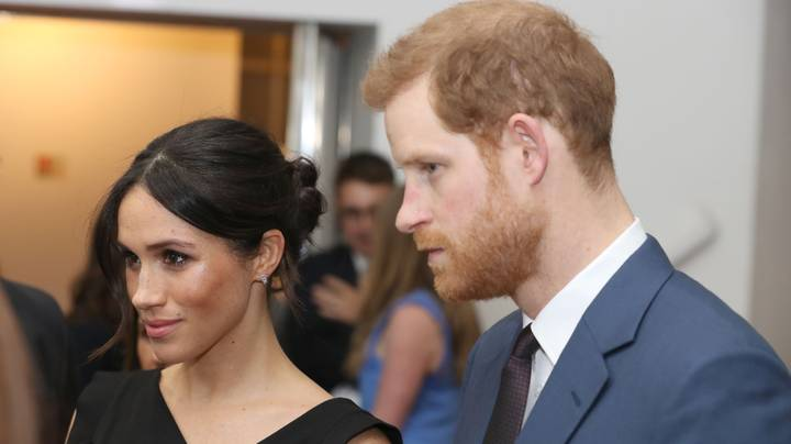 Prince Harry And Meghan Markle Say They Asked Queen Permission For Lilibet Name